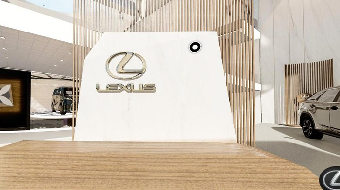 Lexus Virtual Gallery
