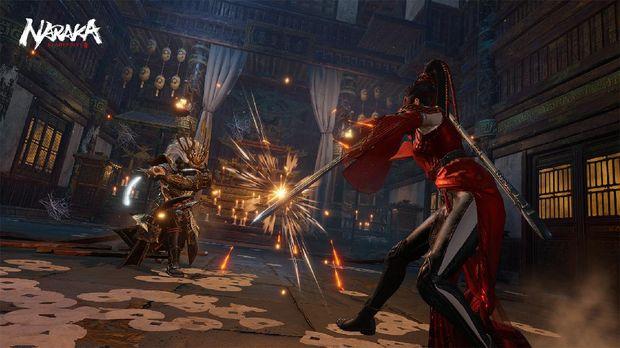 Naraka: Bladepoint, Game Battle Royale Kok Pake Pedang?