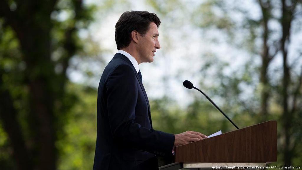 PM Kanada Putuskan Pemilu Digelar 20 September 2021