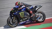 Intip Spek Motor Sang Juara Dunia Fabio Quartararo, Seberapa Kencang?
