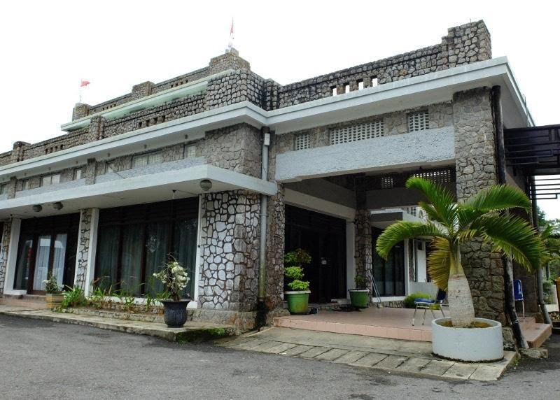 Rumah Pengasingan Bung Karno, Bangka Belitung