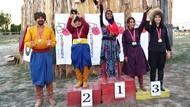 Indonesia Juara Umum Kejuaraan Panahan Berkuda di Turki