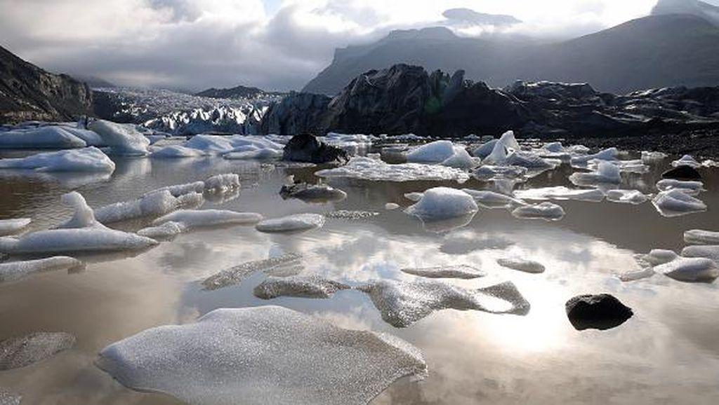 Potret Nyata dan Dampak Pemanasan Global di Islandia