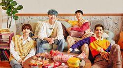 Seluruh Member WINNER Perpanjang Kontrak dengan YG Entertainment