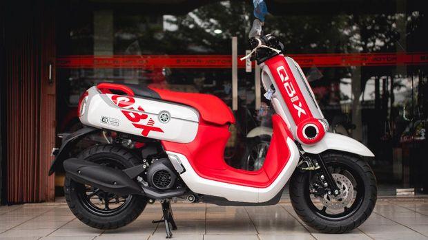 Yamaha QBIX Safari Motor