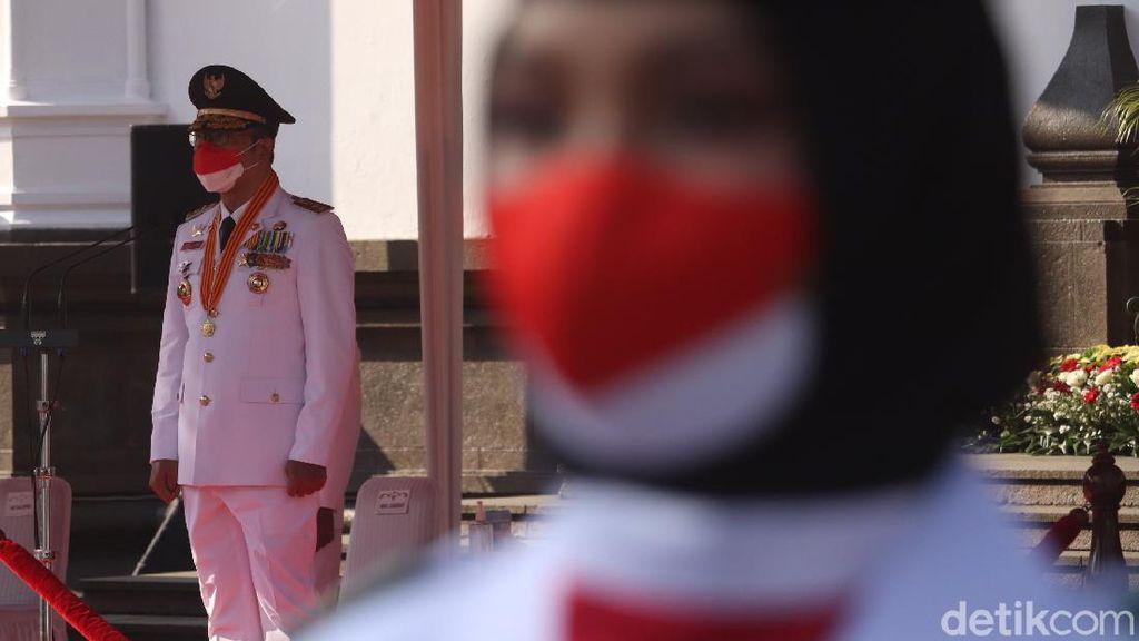 Peringatan HUT ke-76 RI, Ridwan Kamil: Kita Gotong Royong Atasi Pandemi