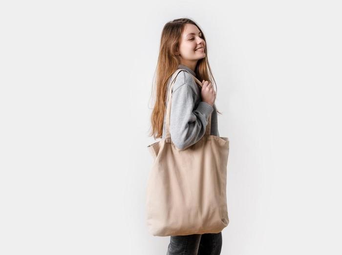 Ilustrasi sustainable fashion