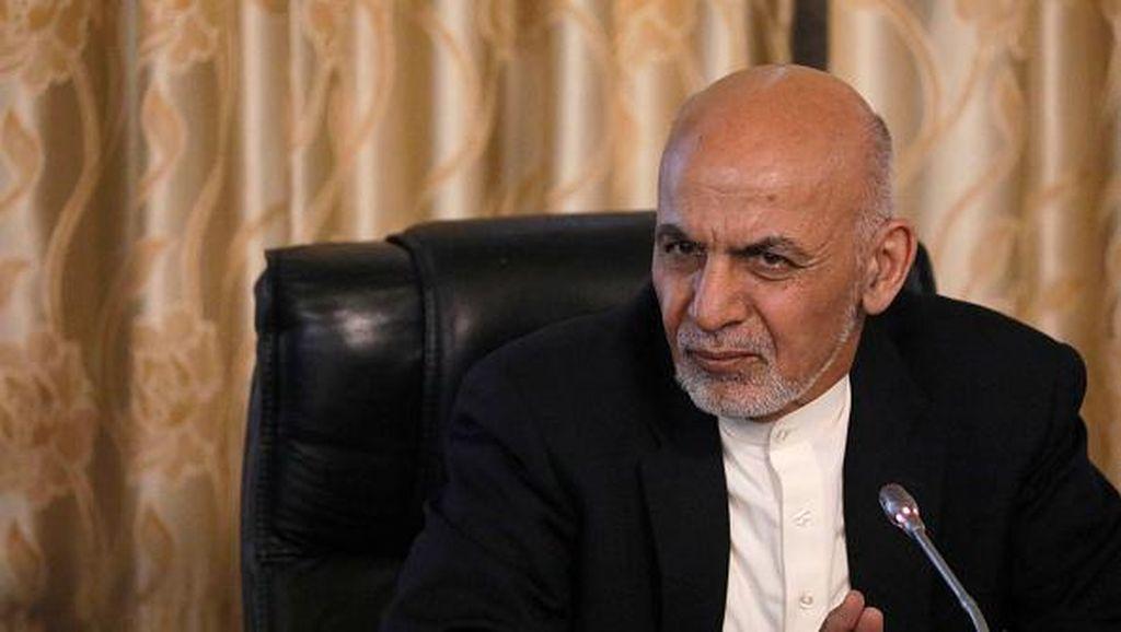 Video Presiden Afghanistan: Saya Tak Pernah Berniat Melarikan Diri