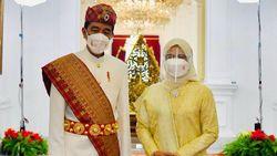 Anne Avantie Ungkap Pesan di Balik Baju Lampung Jokowi di HUT Ke-76 RI