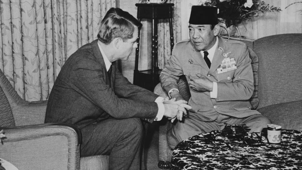 Latar Belakang CIA Jadikan Sukarno Target Usai G30S/PKI