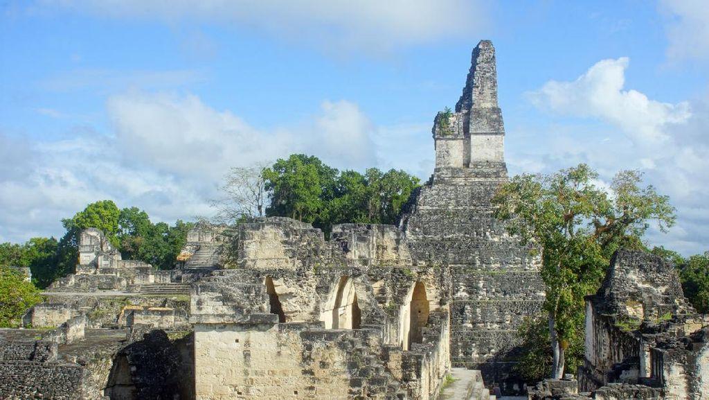Terungkap, Ini Penyebab Runtuhnya Peradaban Suku Maya