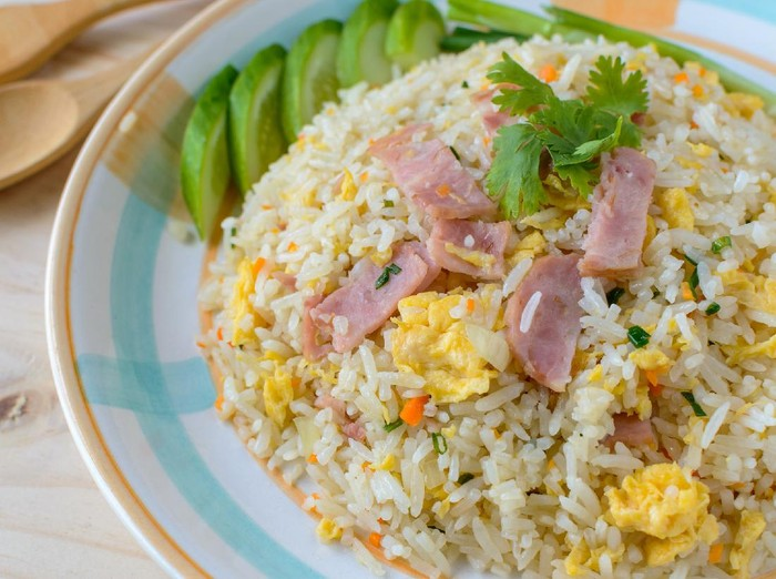 Resep Nasi Goreng Daging Asap