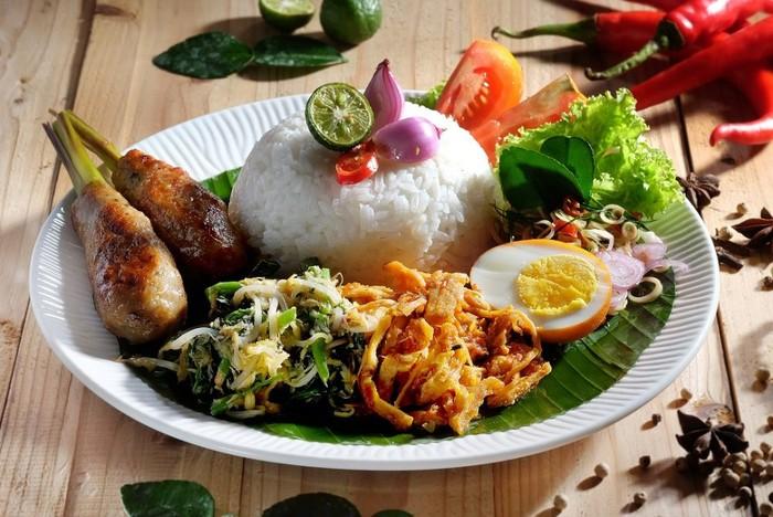 Racikan 5 Nasi Campur Nusantara yang Nikmatnya Tiada Dua