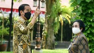 Kisi-kisi Survei Terkini Saat Megawati Kontemplasi Penerus Jokowi