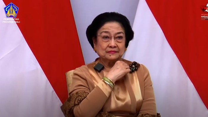Presiden ke-5 RI Megawati Soekarnoputri (Foto: Tangkapan layar YouTube)