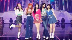 Comeback Lagi, Intip Cantiknya Red Velvet di MV Queendom