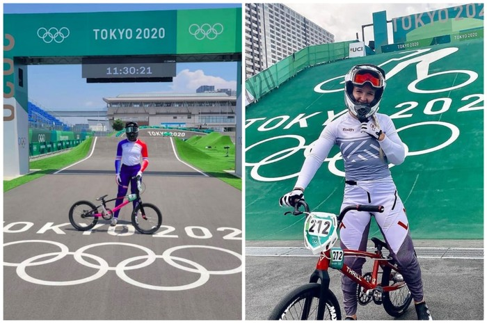 Sepeda Thrill Havoc asal Gresik di Olimpiade Tokyo 2020