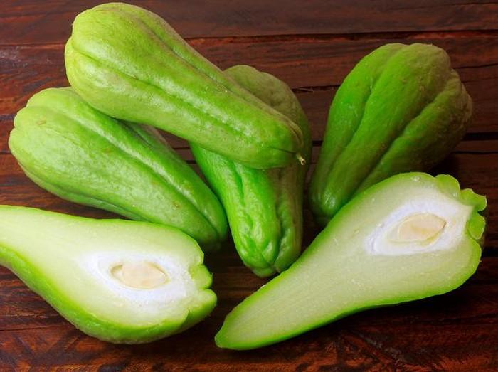 Tinggi Antioksidan, Ini 7 Manfaat Labu Siam untuk Jantung dan Pencernaan