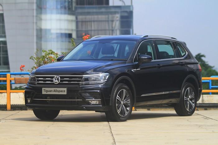 Volkswagen Tiguan Allspace: The Sport Edition