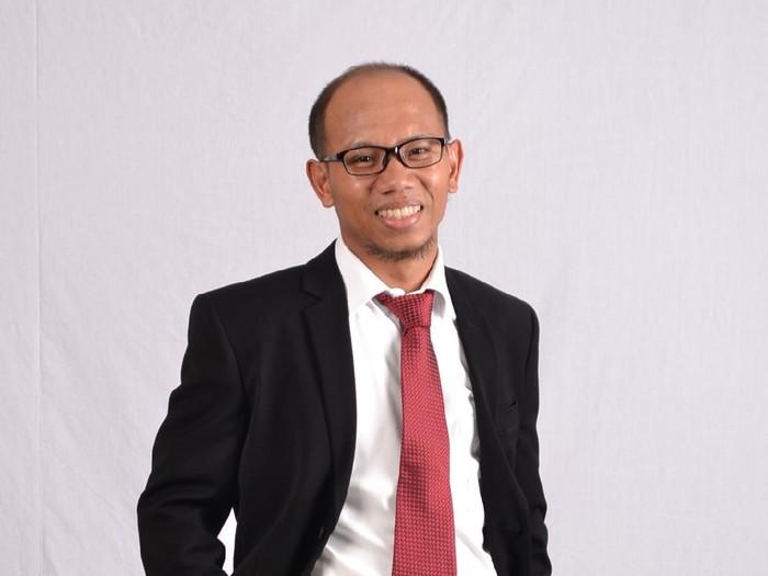 Wakil Direktur INDEF Eko Listiyanto