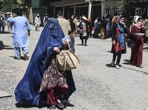 Kisah Mengerikan Hakim Wanita Afghanistan Dikejar Pria yang Dipenjarakannya