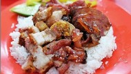 5 Rekomendasi Nasi Campur Babi Panggang yang Terkenal Enak