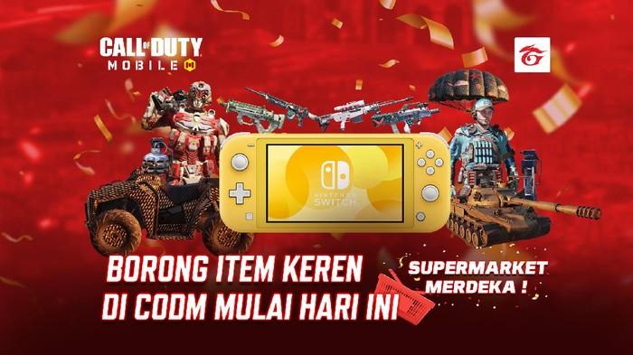 Call of Duty: Mobile Menawarkan Item dengan Harga Miring