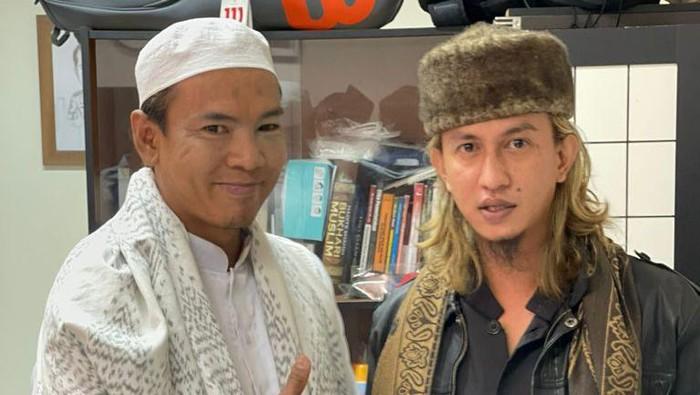 Ditjenpas Kemenkumham membagikan foto bukti Ryan Jombang dan Habib Bahar bin Smith sudah berdamai