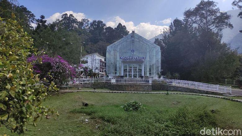 Objek wisata di Cianjur.
