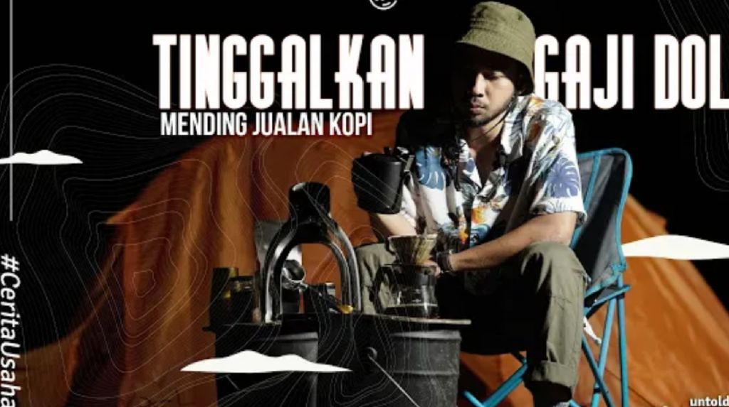 Kedai Kopi Tulungagung Ini Sajikan Kopi untuk Tamu Diplomasi di KBRI Malaysia