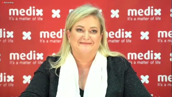 Sigal Atzmon, Pendiri dan CEO Medix Global.