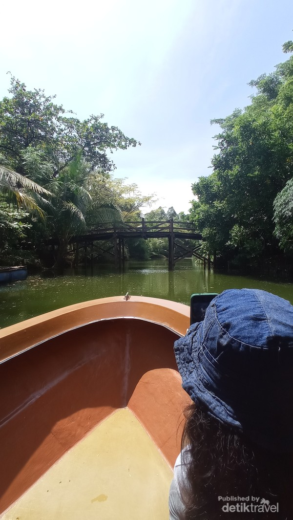 Menyusuri Amazon ala Jakarta.