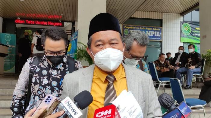 Pihak DPR Tak Hadir, Sidang Gugatan MAKI Vs Puan Ditunda (Foto: Zunita/detikcom)