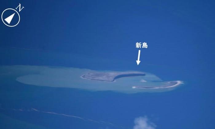 Pulau baru di Jepang