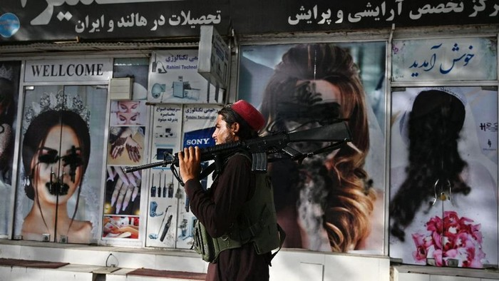 Salon di Afghanistan
