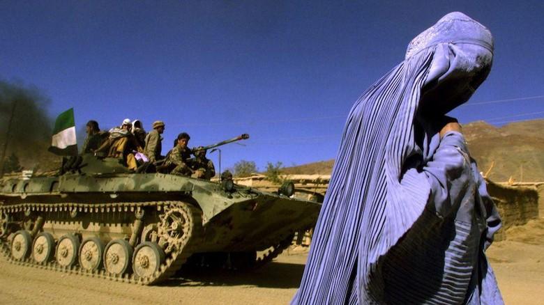 Taliban datang, aktivis perempuan tidak akan tinggalkan Afghanistan, apa sebabnya?