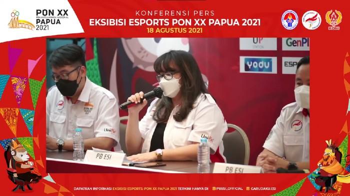 4 Game yang Akan Dipertandingkan di PON Papua 2021