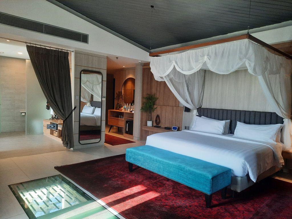 Aquavilla di Aston Anyer Beach Hotel