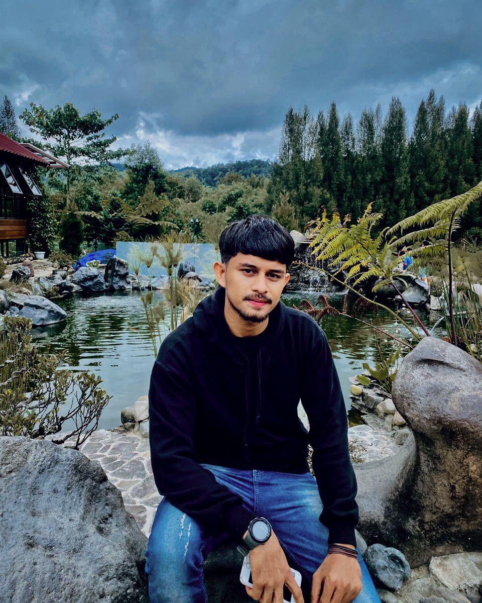 Kenalan dengan Wanda, Barista Ganteng yang Jago Meracik Kopi Aceh