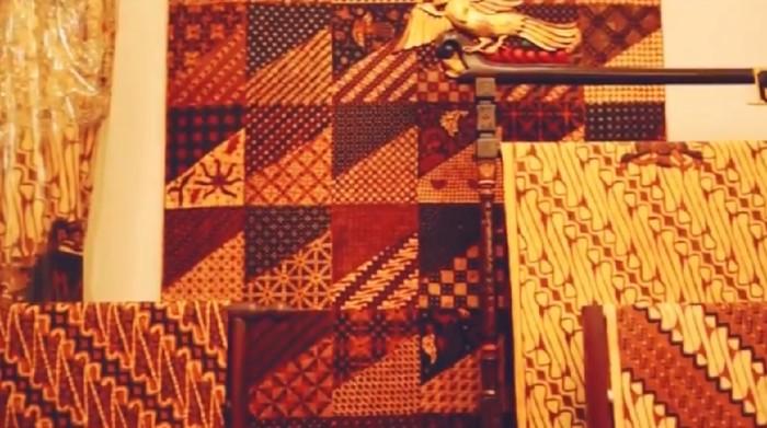 Batik (Foto: Tangkapan layar video di Rumah Digital Indonesia)