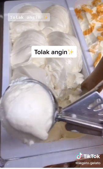 Gelato Cita Rasa Indonesia, Ada Nasi Uduk dan Bumbu Pecel