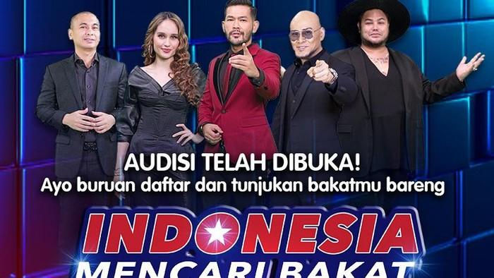Indonesia Mencari Bakat