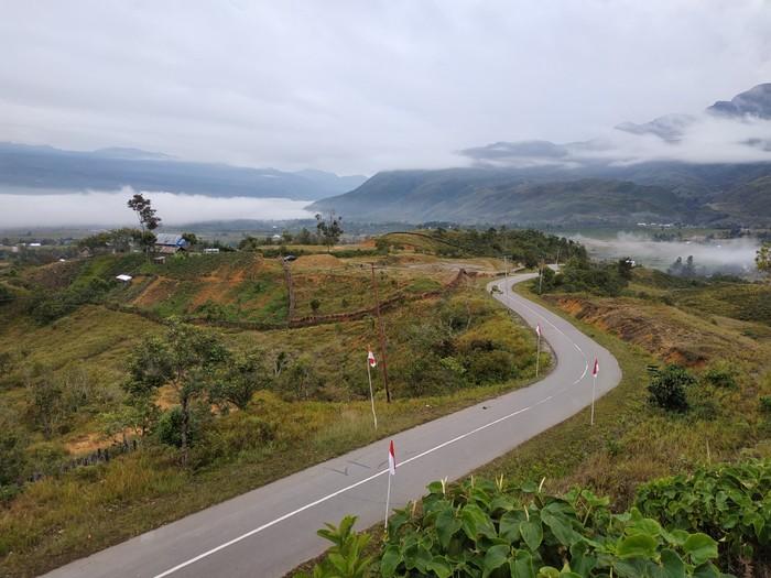 Jalan Trans Papua, Wamena