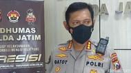 Anggota Polisi Kota Mojokerto yang Ditangkap Saat Pesta Sabu Ditahan