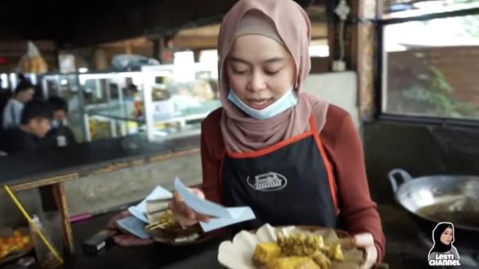 Lesti Kejora Punya Rumah Makan Sunda, Nangis Saat Merasakan Jadi Pegawai!