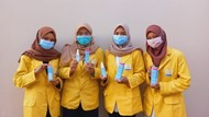 Mahasiswa Unnes Ciptakan Kosmetik dari Cangkang Telur untuk Cegah Penuaan Dini