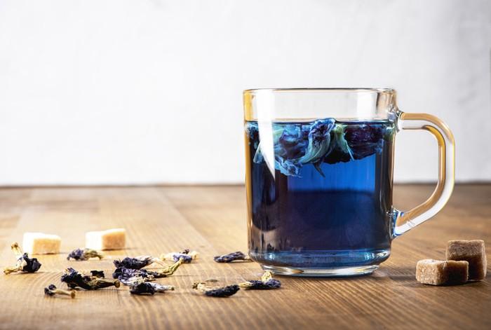 Manfaat teh bunga telang dan cara membuatnya agar terasa nikmat