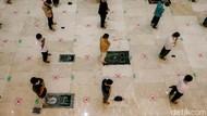 Pedoman Hari Besar Agama di Masa Pandemi Diharapkan Tekan COVID-19
