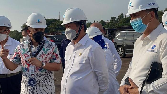 Menteri KKP Wahyu Trenggono