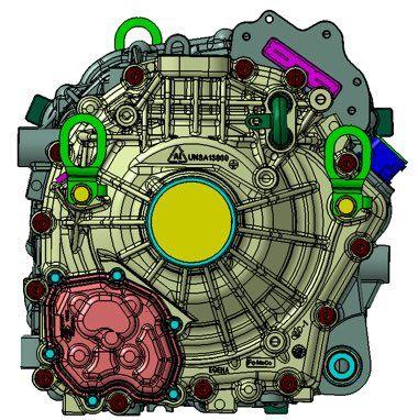 Motor listrik Ford untuk para modifikator